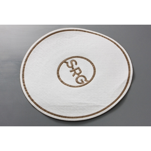 Cellulose Coaster - PE Foil Backing (3.375 inch)