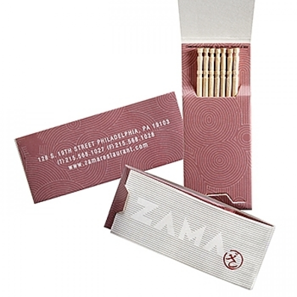 SMALL Toothpick Pouch (7 toothpicks)