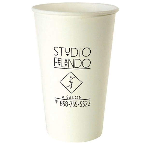 16 oz. Hot Paper Cup (low qty)