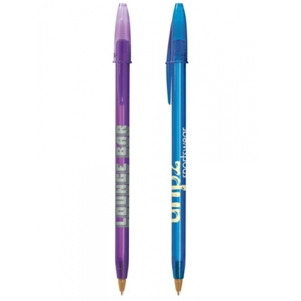 STYLCL - BIC Style Clear Pen