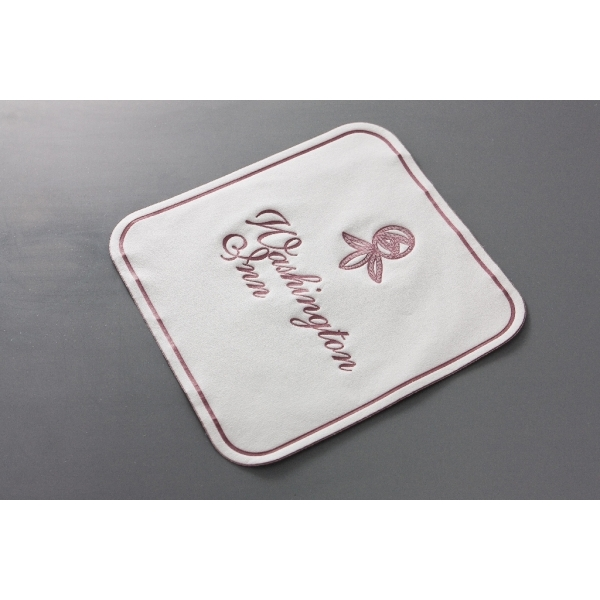 Cellulose Coaster - PE Foil Backing (3.75 inch)