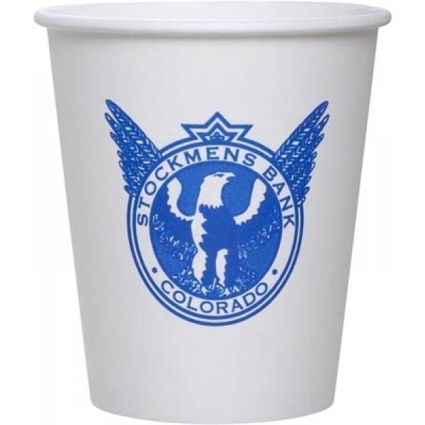8 oz. Hot Paper Cup (low qty)