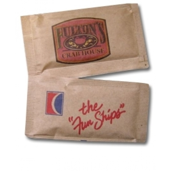 Natural Raw Cane Sugar Packets